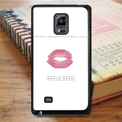Ariana Grande Free Samsung Galaxy Note 4 Case