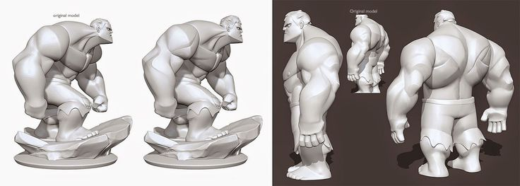 Novos designs de personagens do game Disney Infinity | THECAB - The Concept Art Blog