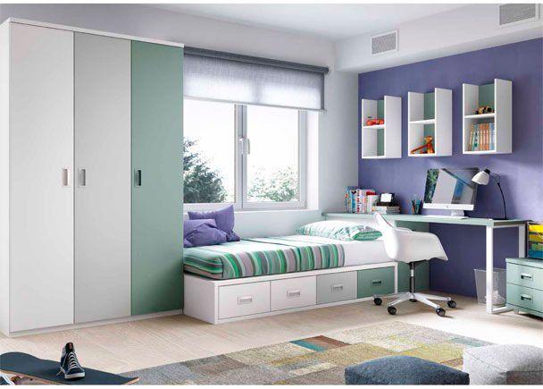 M s de 1000 ideas sobre armarios juveniles en pinterest - Muebles en la carlota ...
