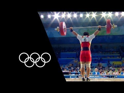 Liu Chunhong - 3 Weightlifting World Records | Olympic Records