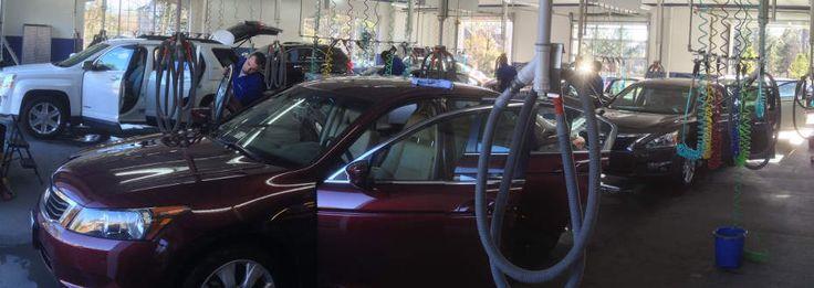 Car Wash Williamsburg Va
