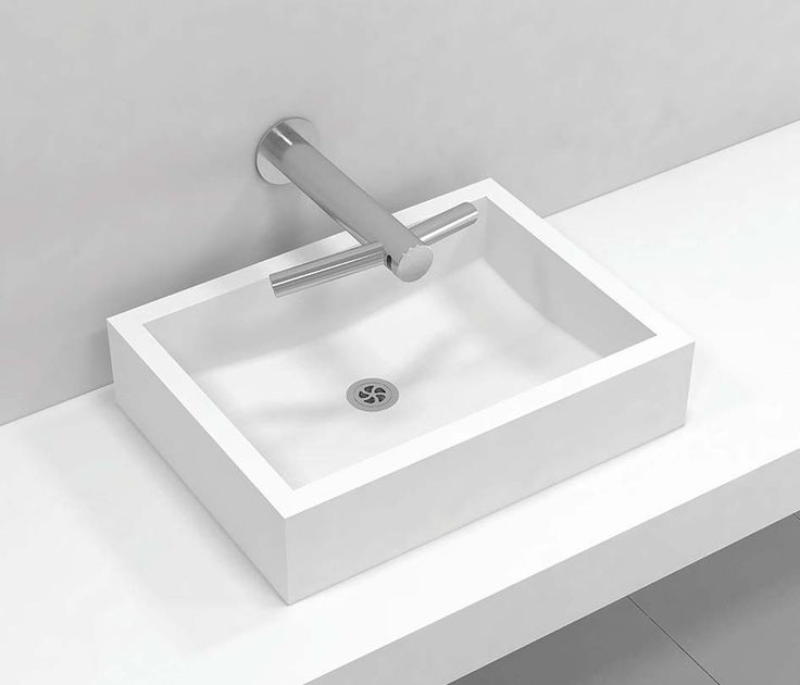 315 Top Mount Basin  This is one of our new Corian® basin designs that is top mounted onto your benchtop surface. This design is also available in a larger range of Corian® colours, making it perfect for creative expression in your new bathroom. *This is a Suggested Sell Price for the top mount basin only and is ex gst. Installation is not included in the price.