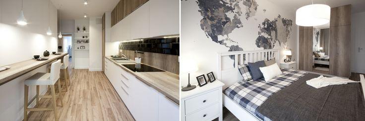 Jak urządzić mieszkanie w stylu skandynawskim? Zobaczcie sami na zdjęciach naszej realizacji!