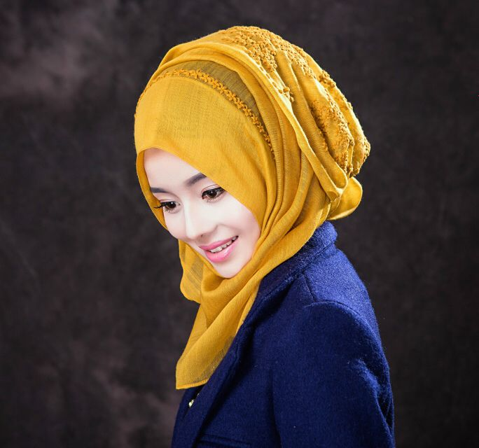 Hijab is not only one piece of cloth to cover,It is the best expression of your faith in ALLAH.