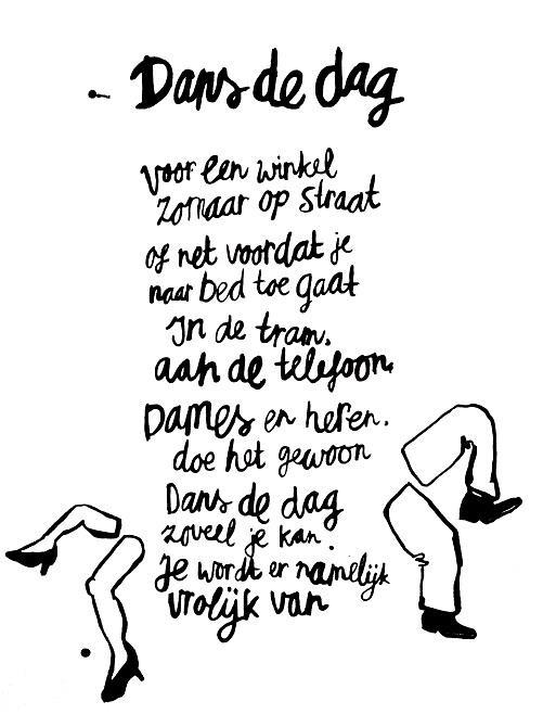 Dans de dag