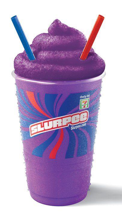 Slurpee | FREE Slurpee on Purple Friday