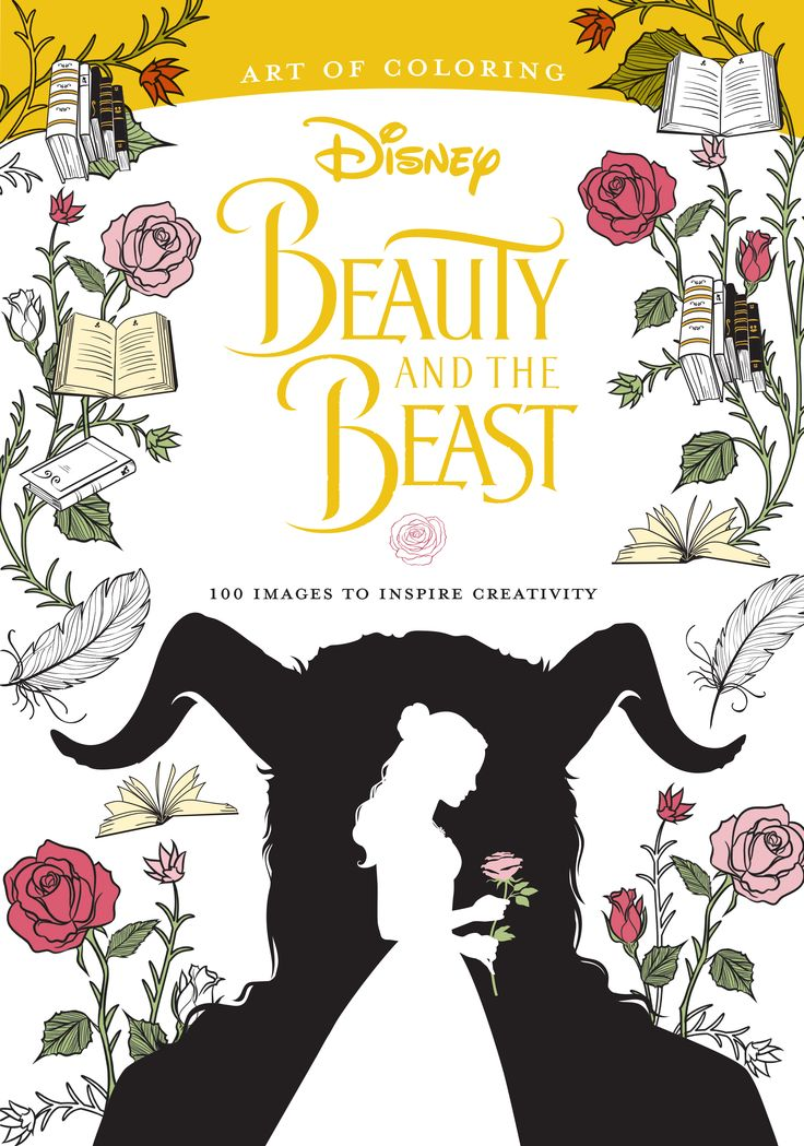 Oh, isn't this amazing to add to your library? Be our guest and get your #BeautyAndTheBeast coloring book in rewards today: http://di.sn/64908XRLi