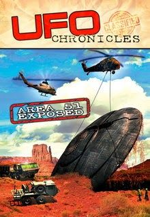 """FULL MOVIE! UFO Chronicles: """"Area 51 Exposed"""" (2014)   Jerry's Hollywoodland Amusement And Trailer Park"""