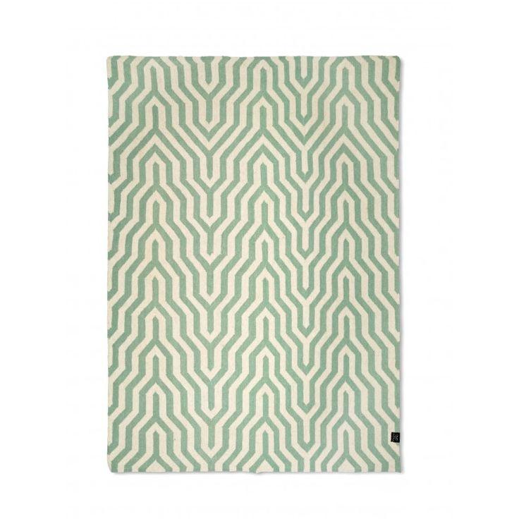 Classic Collection Ullmatta Urban Grayed Jade - Ullmattor - Mattor - Inredning