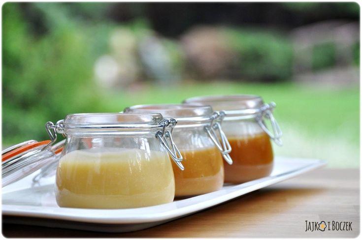 Kajmak  (z fruktozy lub ksylitolu) i masła  Ten, kto choć raz spróbował, ten wie jak pyszne