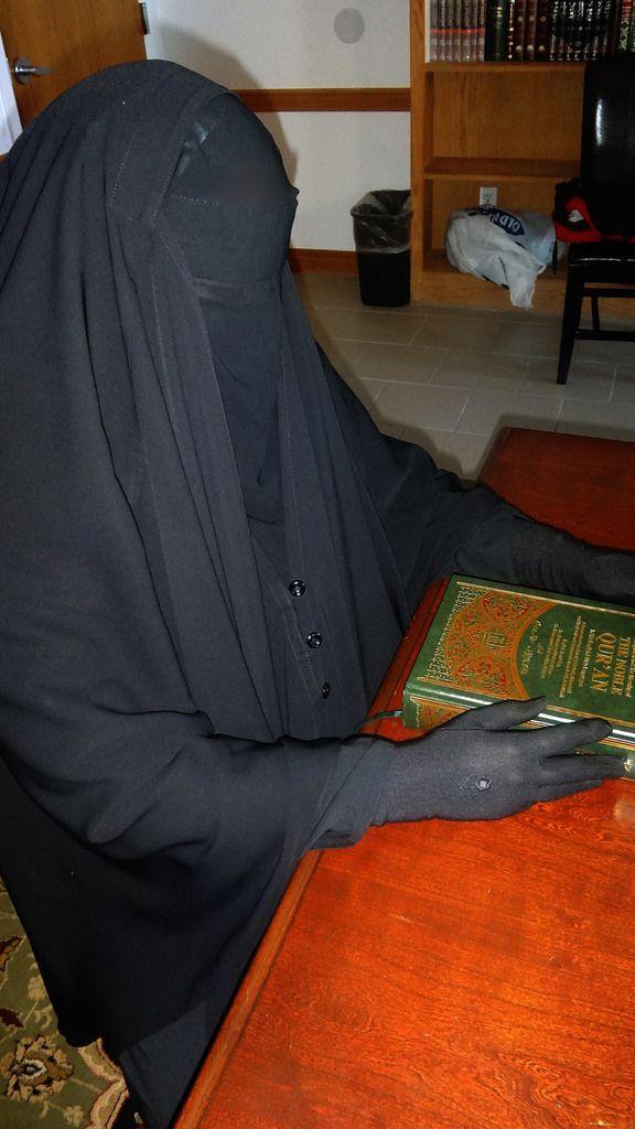 Sunnah Beauty Fully Veiled