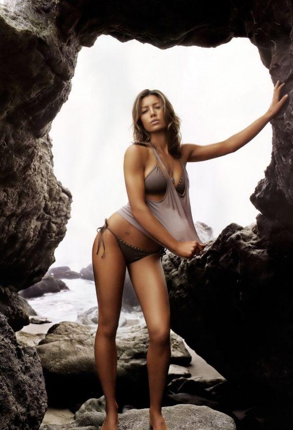 The Sexy & Hot Jessica Biel