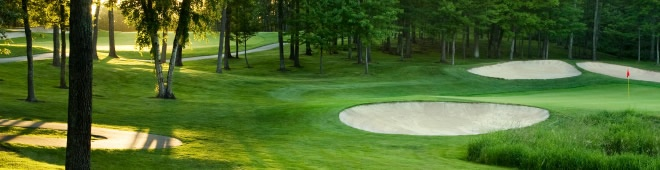 Sugar Creek Golf Course - Atlanta, GA. Visit http://ezlinks.com/georgia for discount tee times in the Atlanta area and all over Georgia. The Sugar Creek Golf Course, a DeKalb County facility, is an 18-hole championship golf course located on Bouldercrest Road at I-285, Exit 51 East in Southeast Atlanta, Georgia section of DeKalb County.