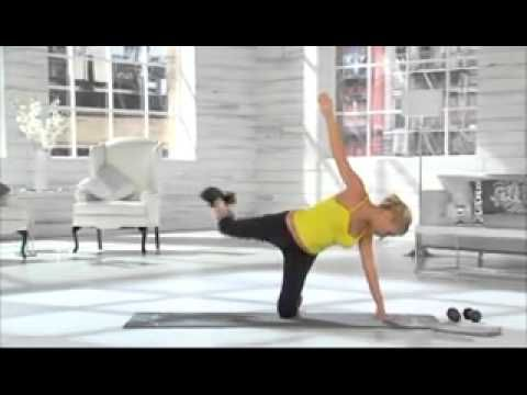 Tracy Anderson: Metamorphosis (Glutecentric) - Day 31-40