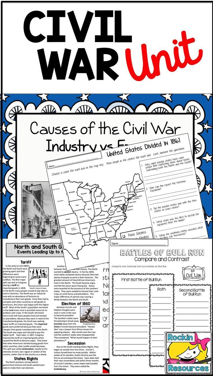 an analysis of the true cause of the civil war The argument over whether slavery was the primary cause of the civil war is one of the most controversial topics in american history it is a subject that has been debated since the war first began in 1861 evidence that slavery was the cause of the civil war.