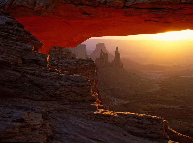Canyonlands sunrise Photograph  - I love this image and would love the chance to capture some of my own here.
