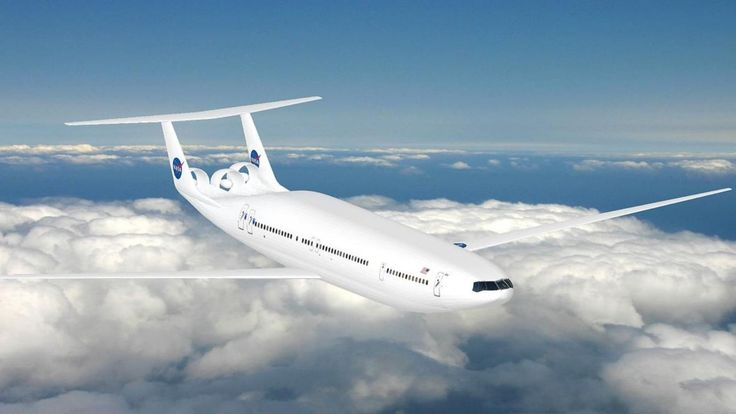 'Double Bubble' Passenger Planes The Future Of Air Travel?