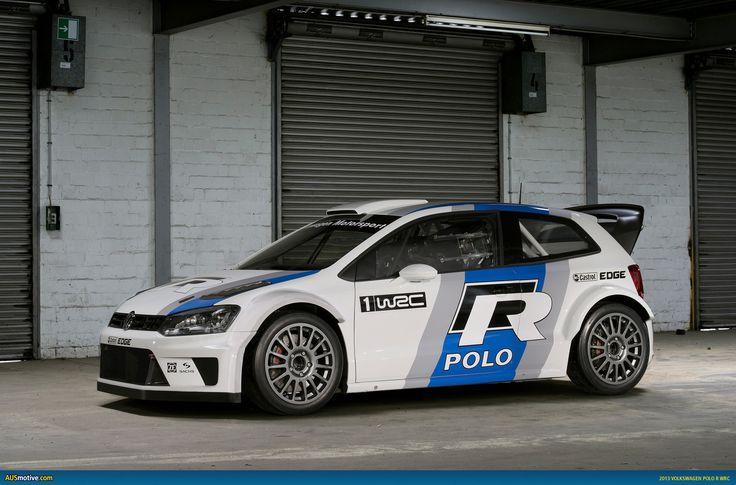 VW Polo R WRC... yeah... I like rally cars. Excelente carro y que mejor que Volkswagen y en rally