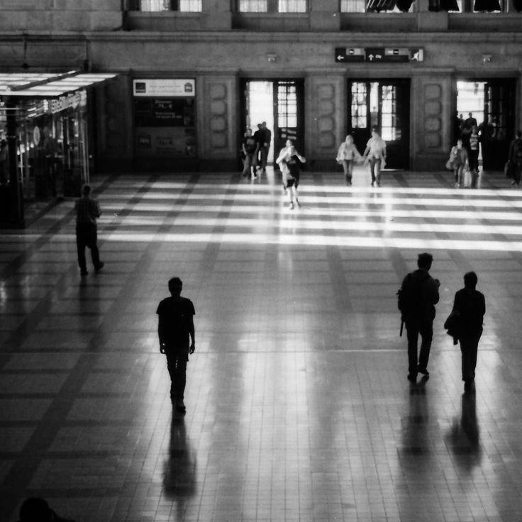 Hauptbahnhof Leipzig #filmisnotdead #canoneos #rollei #35mm #blackandwhite #leipzig by tesatscad