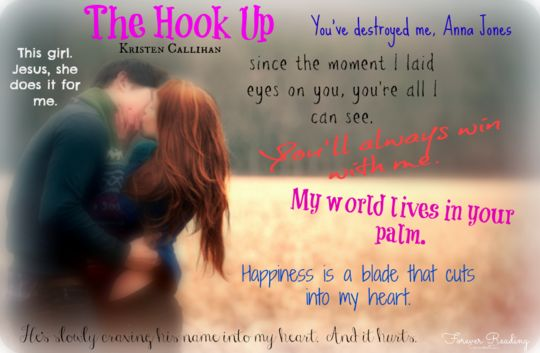 The Hook Up (Game On 1)(9) read online free by Kristen Callihan