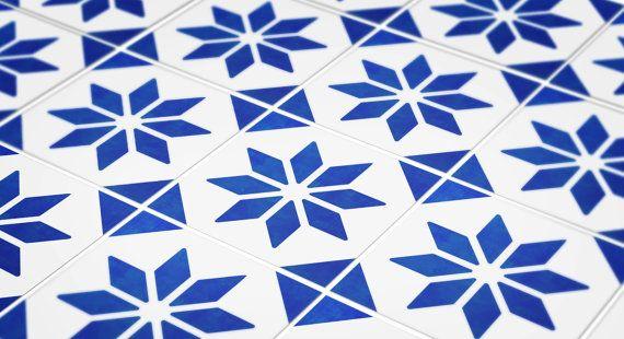 Italian Tile Tile Decals Flooring Tile by HomeArtStickers