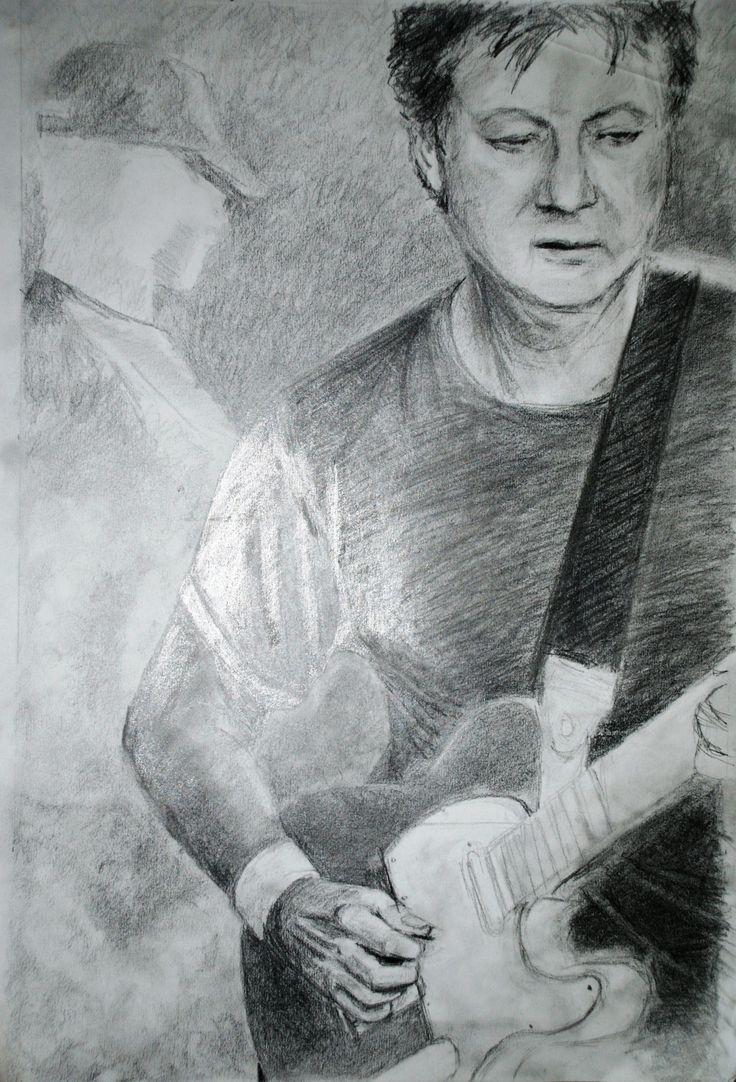 Diane- Portrait of Nigel