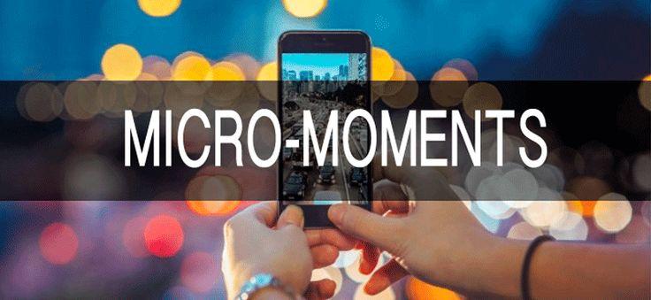 Ho pubblicato Micro Momenti su Medium