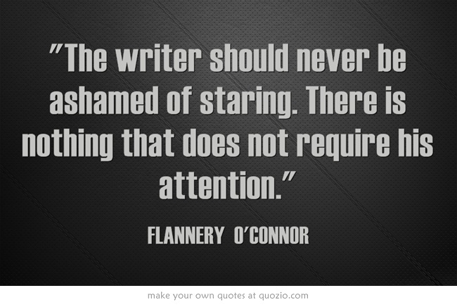 Flannery O'Connor (1925-1964)