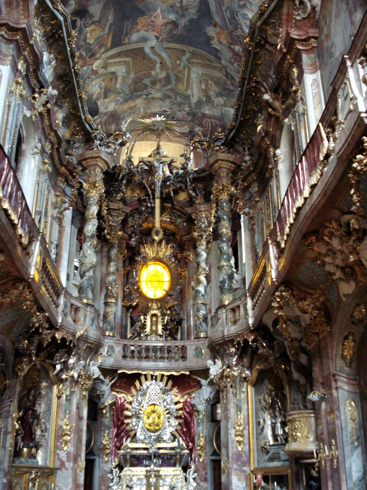 72 best images about Baroque_Central Europe on Pinterest ...