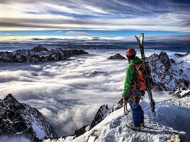 "via. @mammut_polska  ""@szymonstyrczula #mammut #mammut_polska #góry #tatry #narty #ski #skiing #freeride #passion #absolutealpine  #skimountaineering #mountaineering #mountains #extreme #outdoor #amazing #travel #adventure #freeski #exploring #picoftheday #inspire #inspiration #winter #snow #freeski""  buff.ly/2k6IJnD"