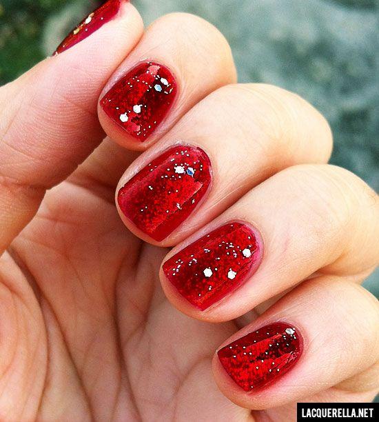 Ruby Red Nail Polish - China Glaze