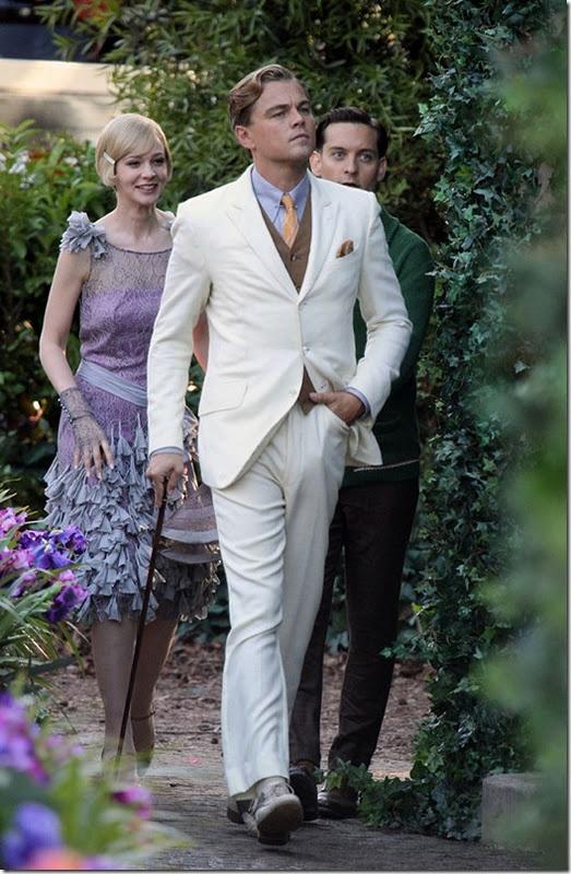 Leonardo as the Great Gatsby