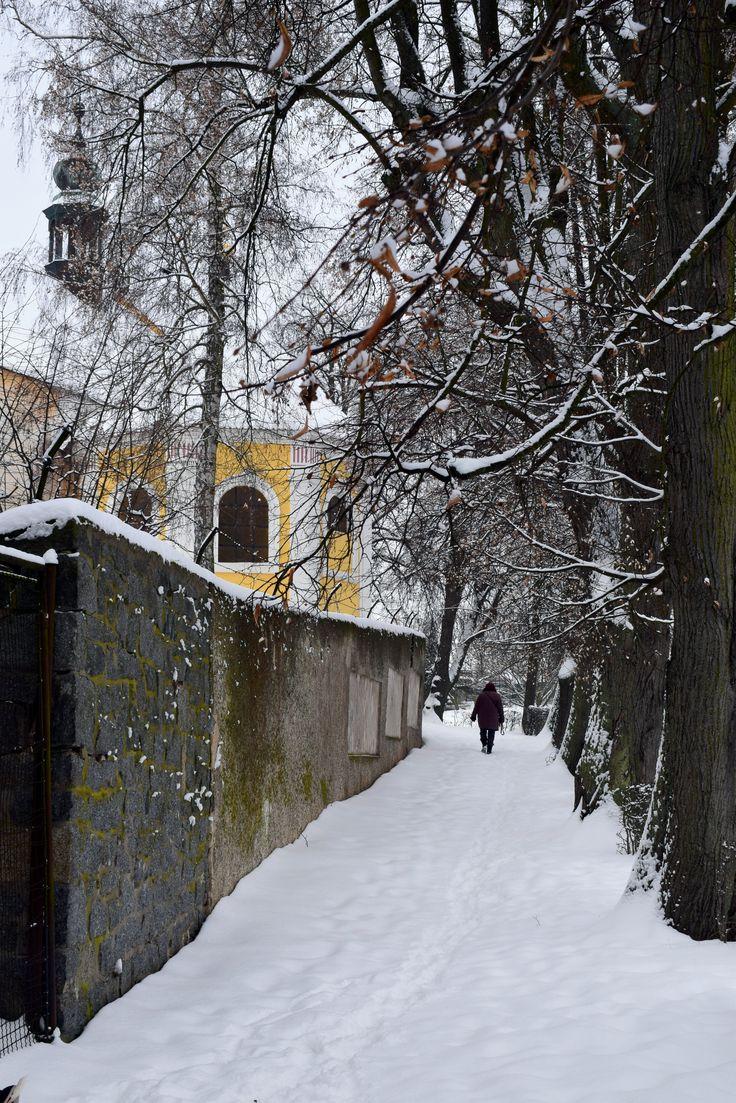 Votice - Františkánský klášter