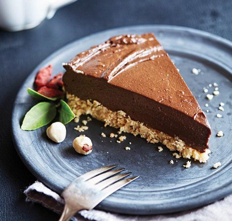 A delicious vegan chocolate torte perfect for entertaining all guests.