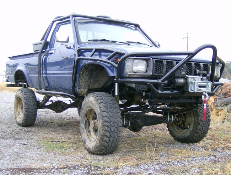 80 best images about roll cages on pinterest toyota - Interior roll cage for toyota pickup ...