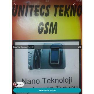 Nano pad (yapışkan pad) | bittigidiyo.com
