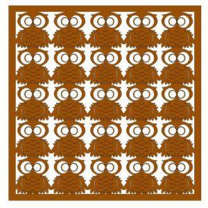 SVG  Owl overlay pattern DIGITAL download