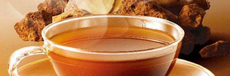Имбирный напиток с травами