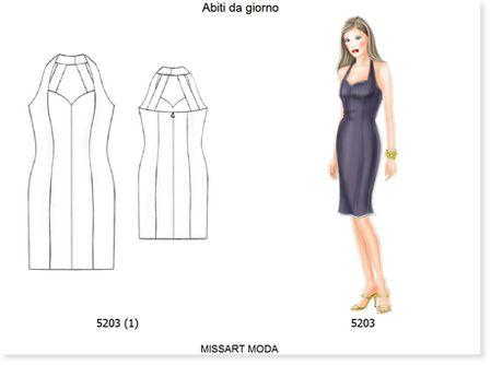 Cartamodelli abiti gratis - www.missart-moda.it