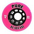 RADAR Pure Pink - SET OF 4  - outdoor wheels 78A