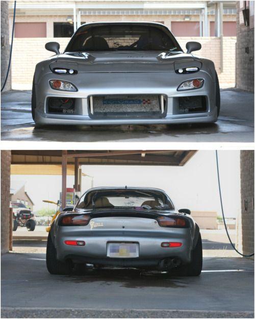 Mazda RX7 FD- Do You Love Jdm Cars? Beautiful Women? Fast