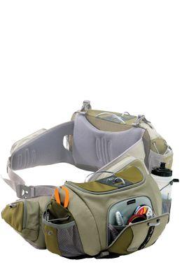 William Joseph Surge Fly Fishing Lumbar Chest or Fanny Pack Waist Bag Zip No | eBay
