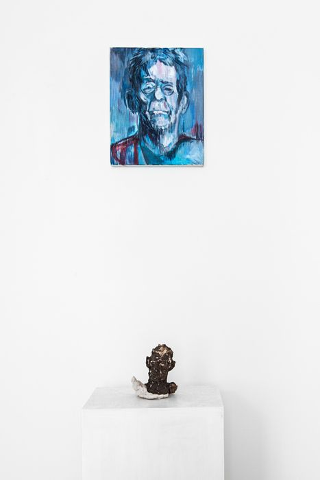 Installation View, N#6.  Visit our current exhibition Take A Walk On The Wild Side. To Russia with Love. And to Lou Reed. (It is extended until 22 Feb 2014!) We are looking forward to see you at Egbert Baqué Contemporary Art, Berlin!