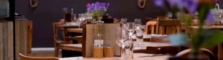 The River Cottage Canteen and Deli, Axminster - located between Dorchester and Exeter, this award-winning restaurant and deli showcases the very best the South West of England has to offer.