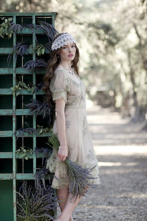 Rad Shopruche.com Fall Bridal Lookbook with pieces from Found Vintage Rentals