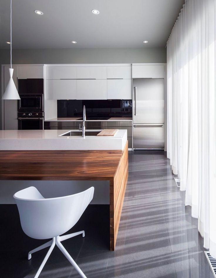 Die besten 25+ Küchen Schaufensterdekoration Ideen auf Pinterest - moderne k che gardinen
