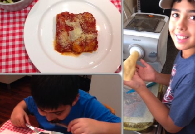 Easy Cannelloni - Real Recipes from Mums