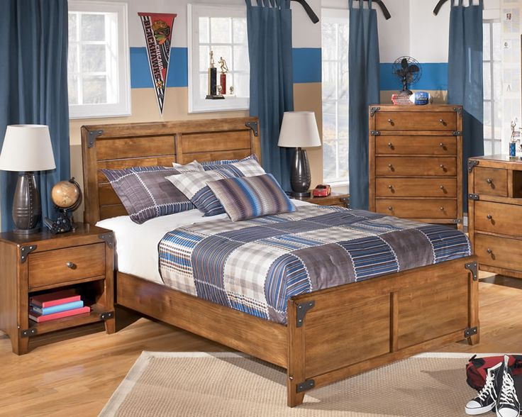 ashley youth bedroom furniture youth panel bedroom furniture stores chicago - Bedroom Furniture Stores Chicago