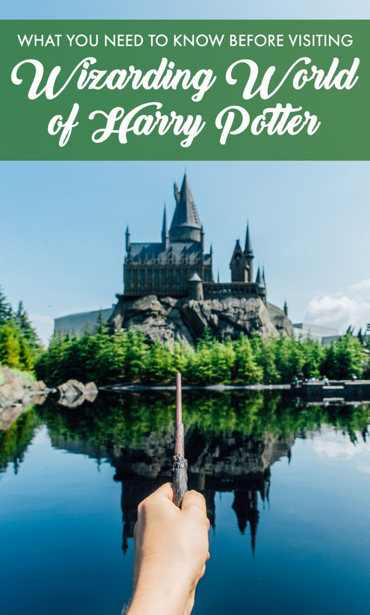 Planning a trip to Universal Studio Japan? Here is a guide to the park + the Wizarding World of Harry Potter!