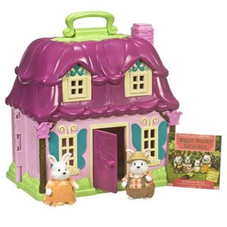 Such a cute play set for kids! Love the little animals!